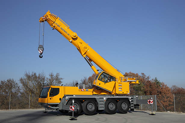 Mobile Crane Questions And Answers : Mobile cranes